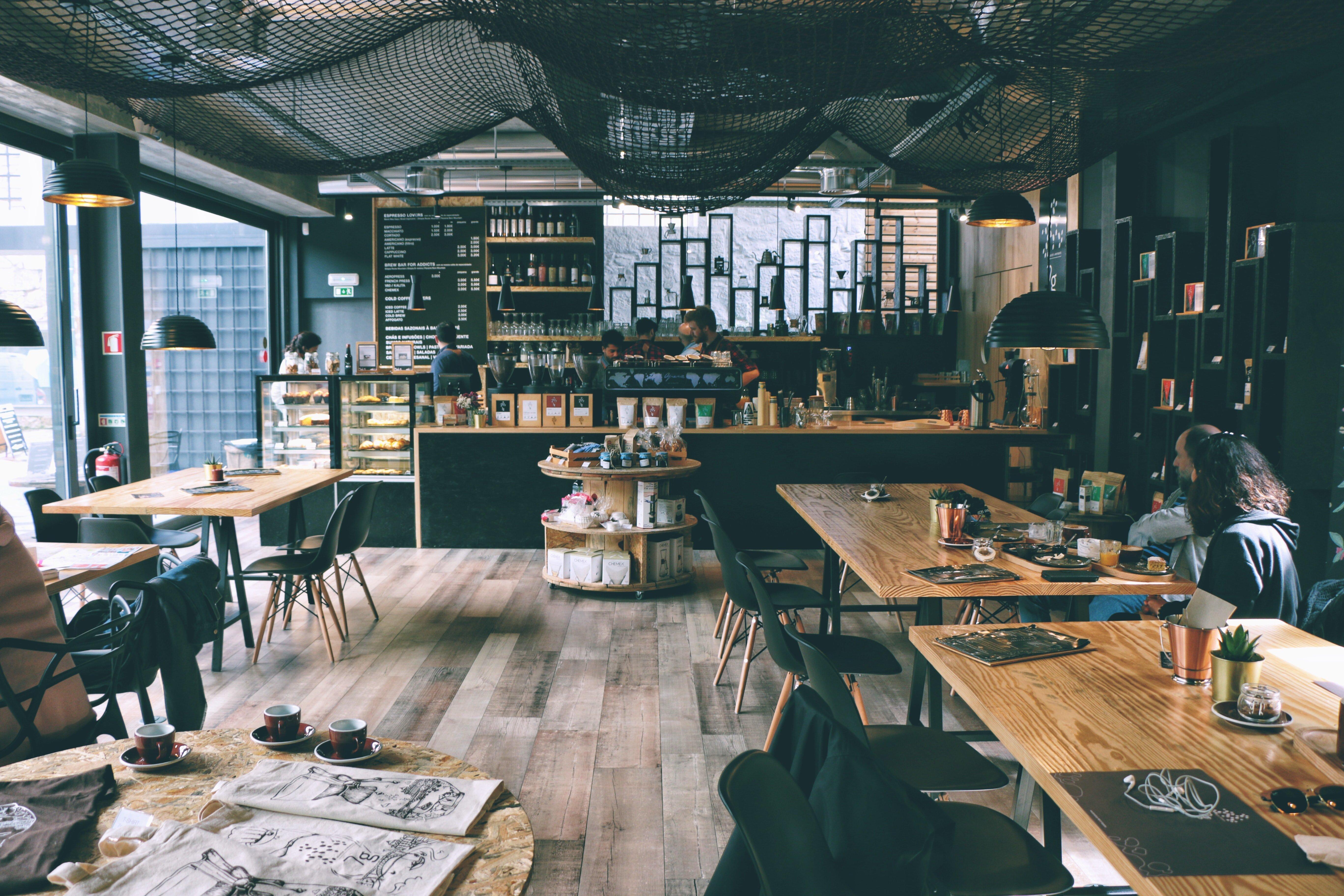 cafe roasters