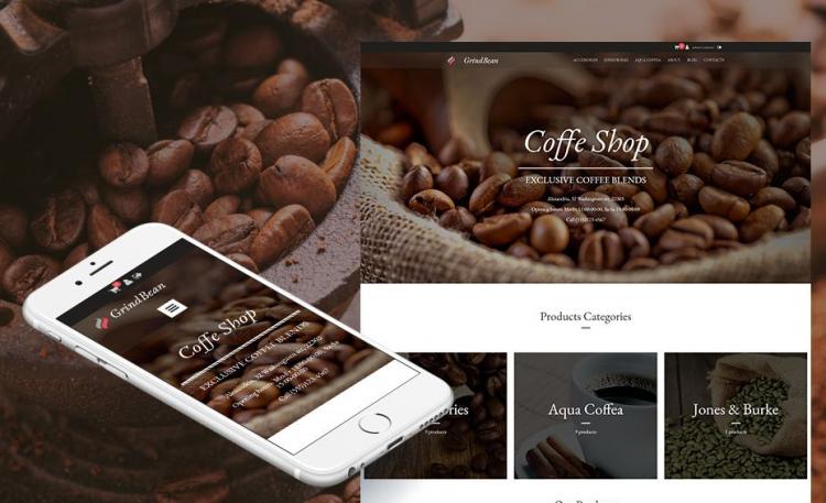 cafe-website