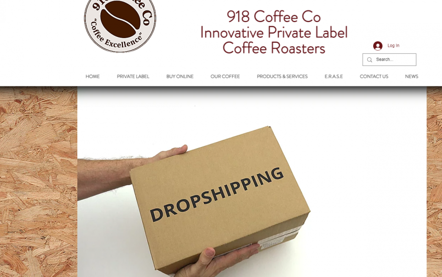 918-DropShipping Page
