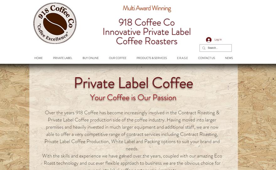 918-Private Label Page
